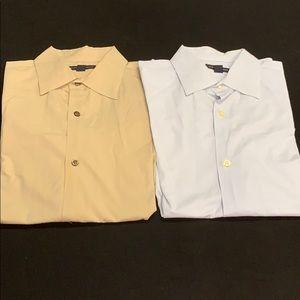 Men's Short Sleeve Dress Shirt Bundle